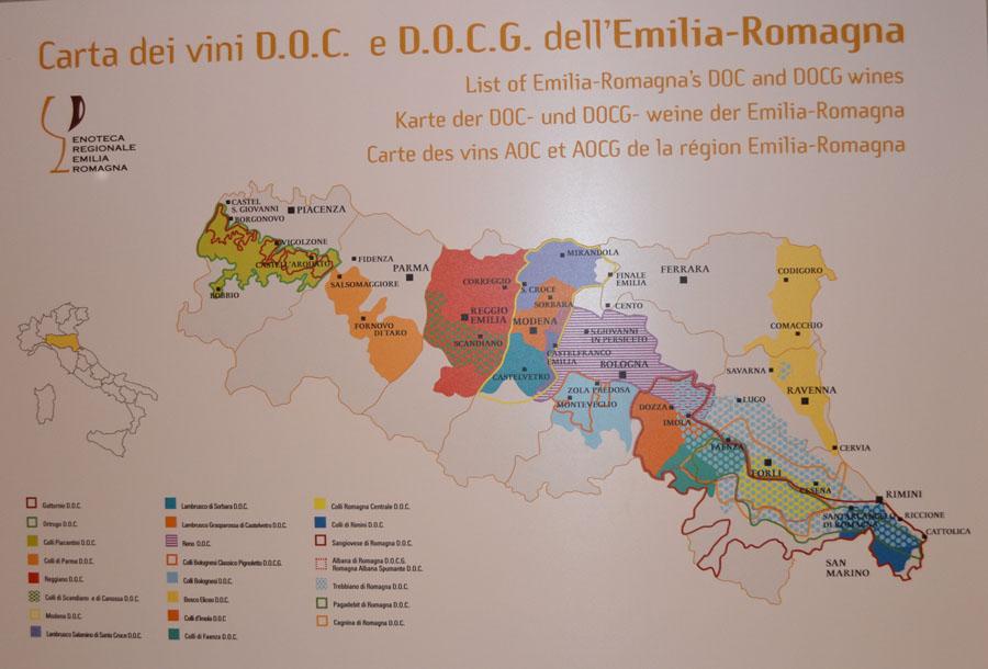 The Wines Of Emilia Romagna Bologna Uncovered