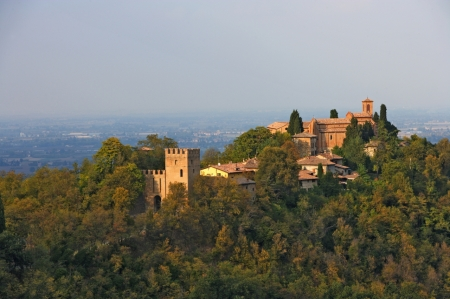 romantic places near Bologna