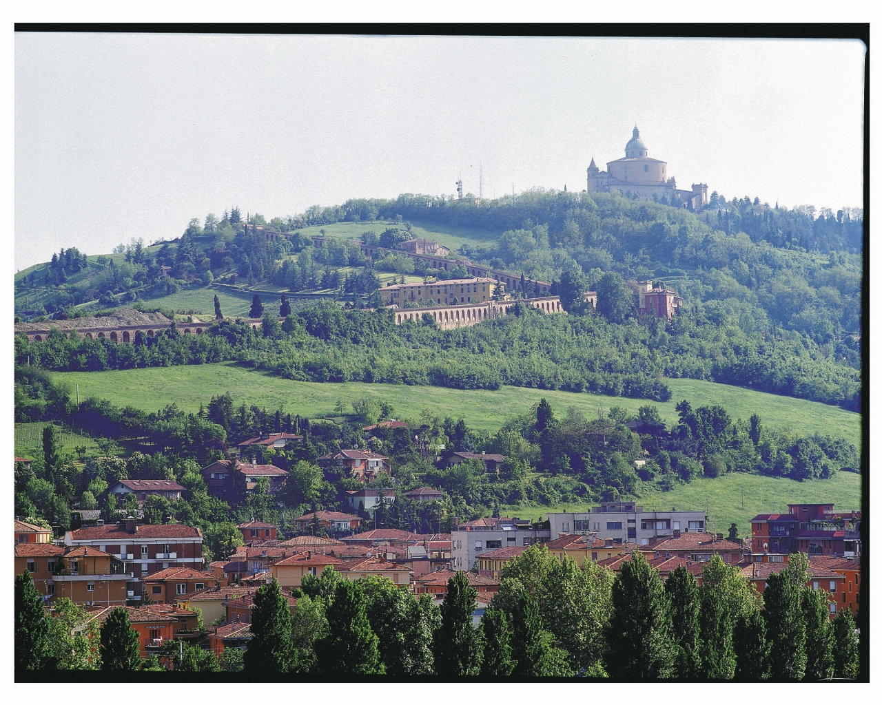 Panorama San Luca – Bologna Uncovered