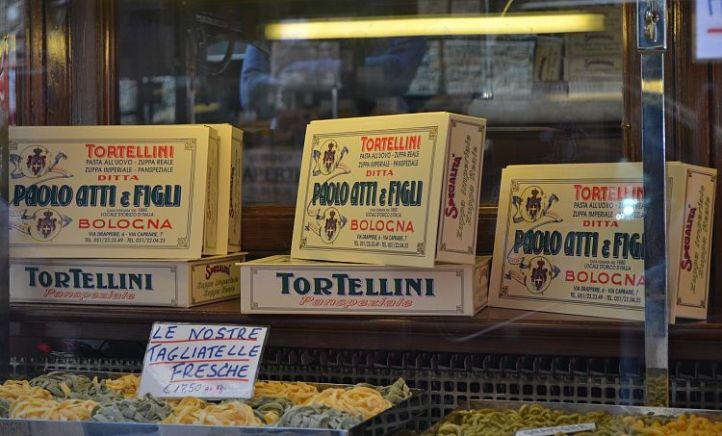 tortellini Bologna