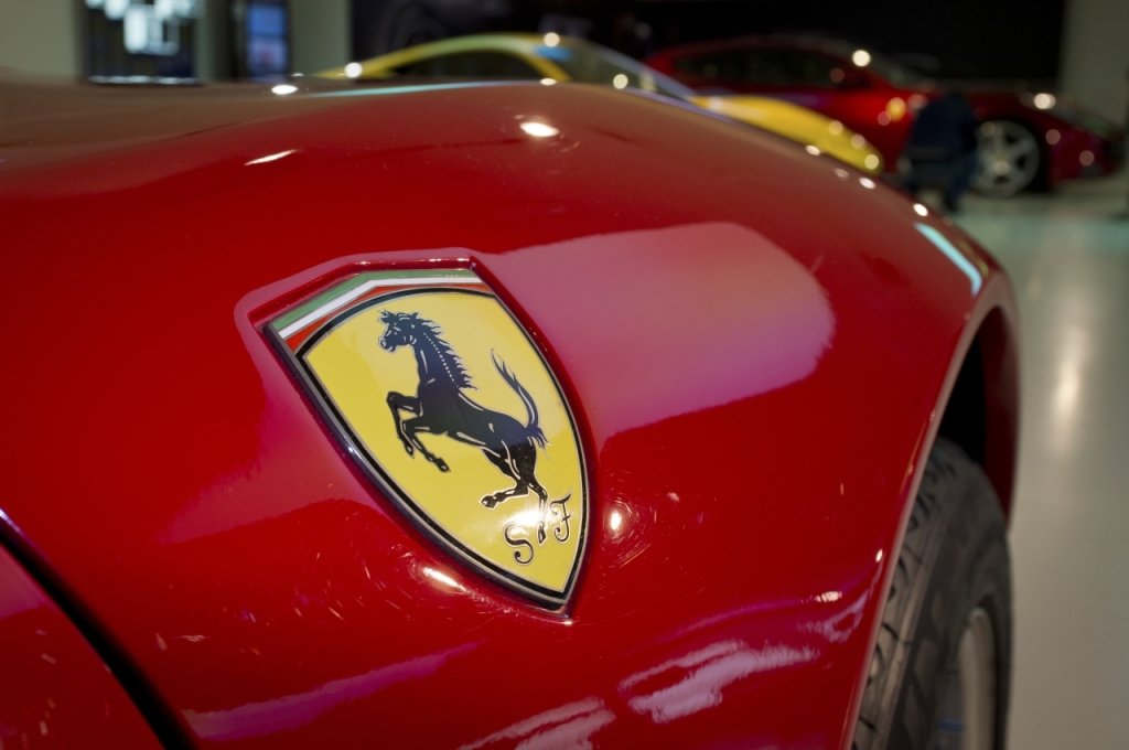 Ferrari's headquarters are in Modena where the owner's company, Enzo Ferrari, was born.