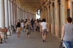 Modena's portici (arcades)