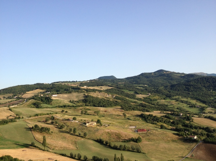6. Valley of Marecchia