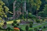 Grazzano Visconti gardens