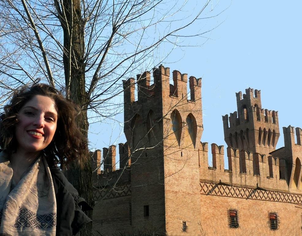 Micol Mazzeo Bologna Tour Guide