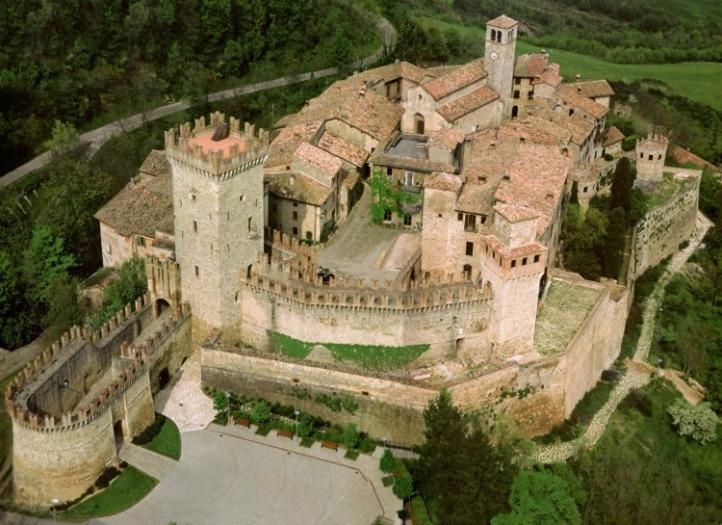Vigoleno borgo