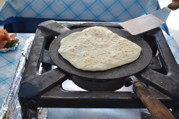 hot griddle for piadina
