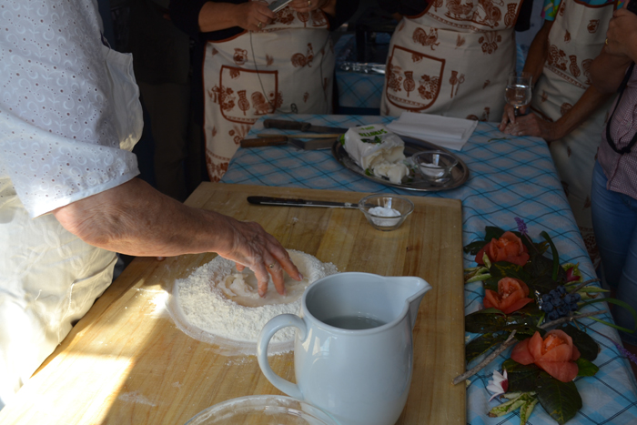 Nonna Violante cooking class