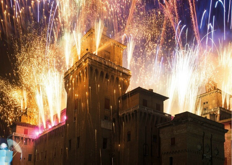 New Year's Eve in Ferrara