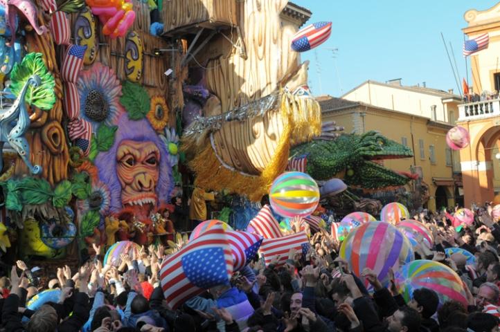 Carnival in Emilia-Romagna