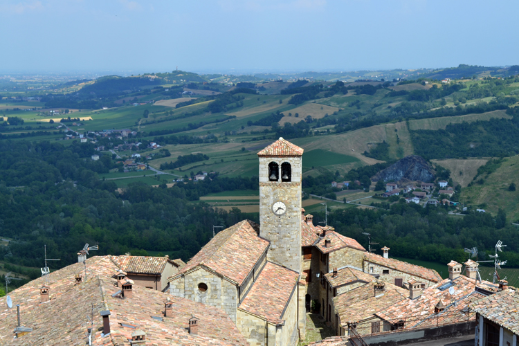 romantic places in Emilia-Romagna