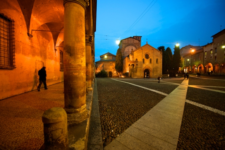 romantic places in Bologna