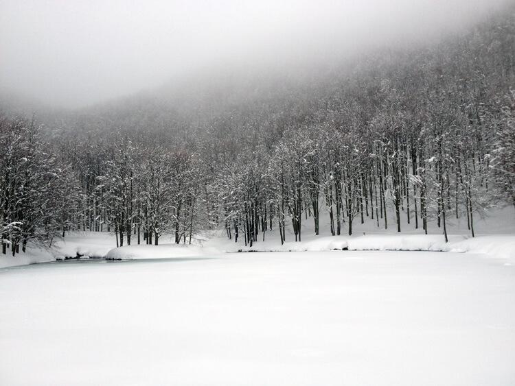 snowshoeing in Emilia-Romagna