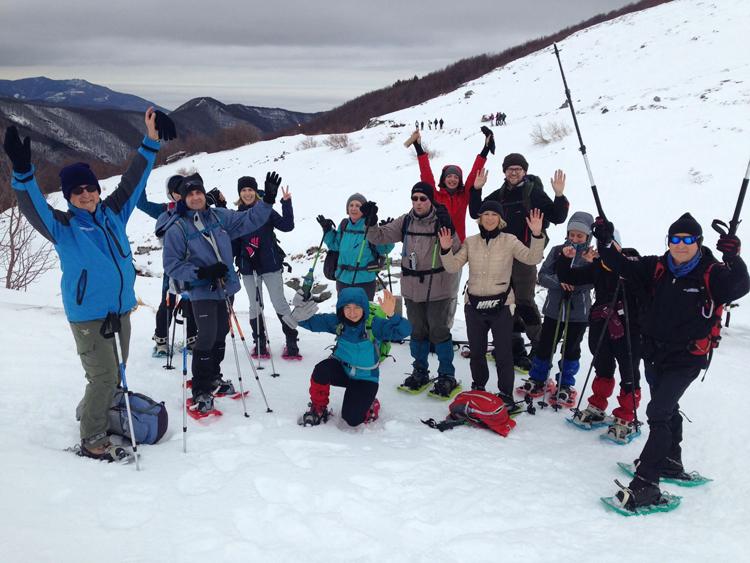 hiking-group