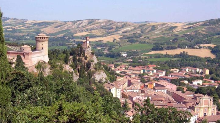 Brisighella Emilia-Romagna