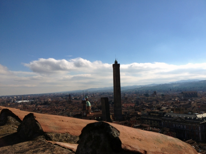 best panoramic views of Bologna