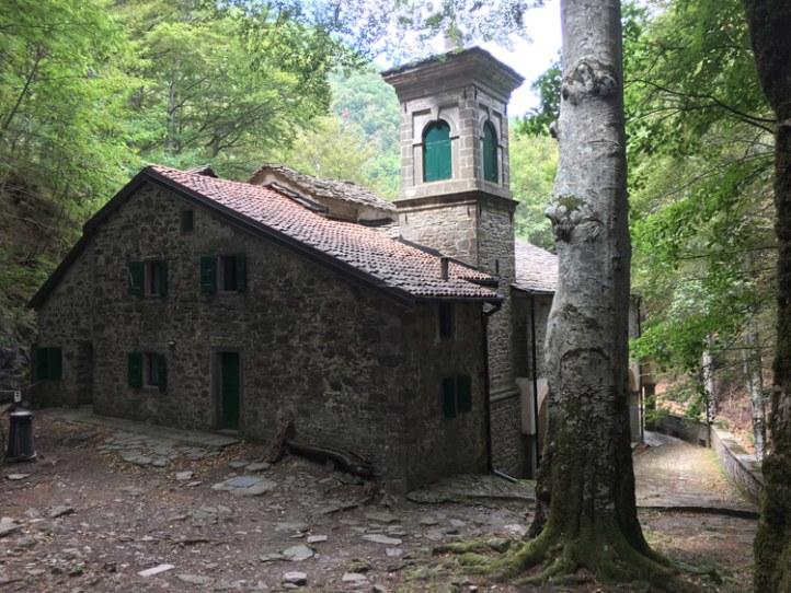 Madonna del Faggio Bolognese Apennines