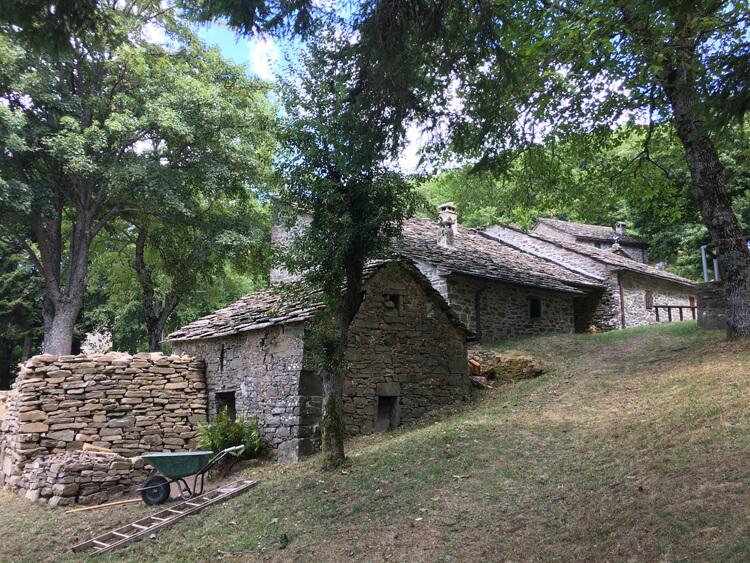 Tresana Bolognese Apennines