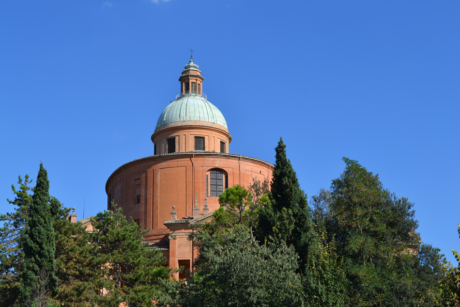 The Sanctuary of the Madonna di San Luca in Bologna