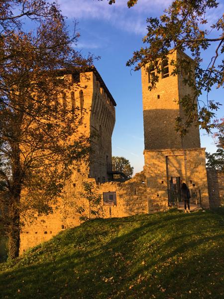 Castello di Sarzano.