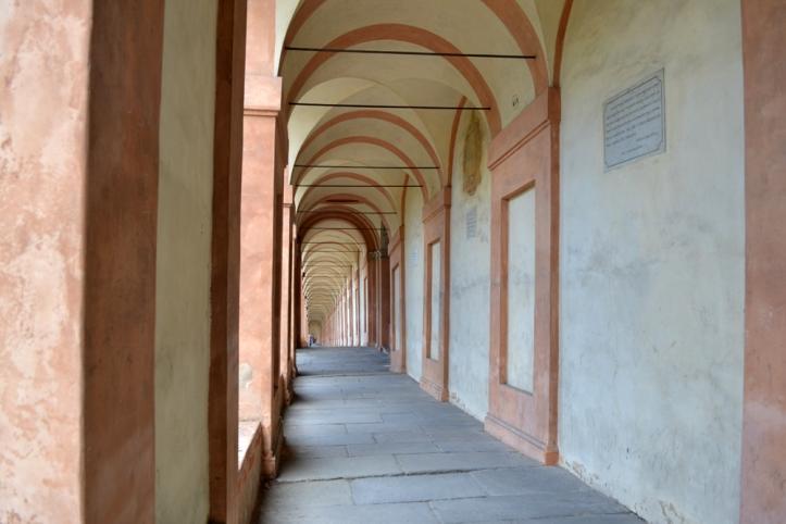 Portico di San Luca in Bologna